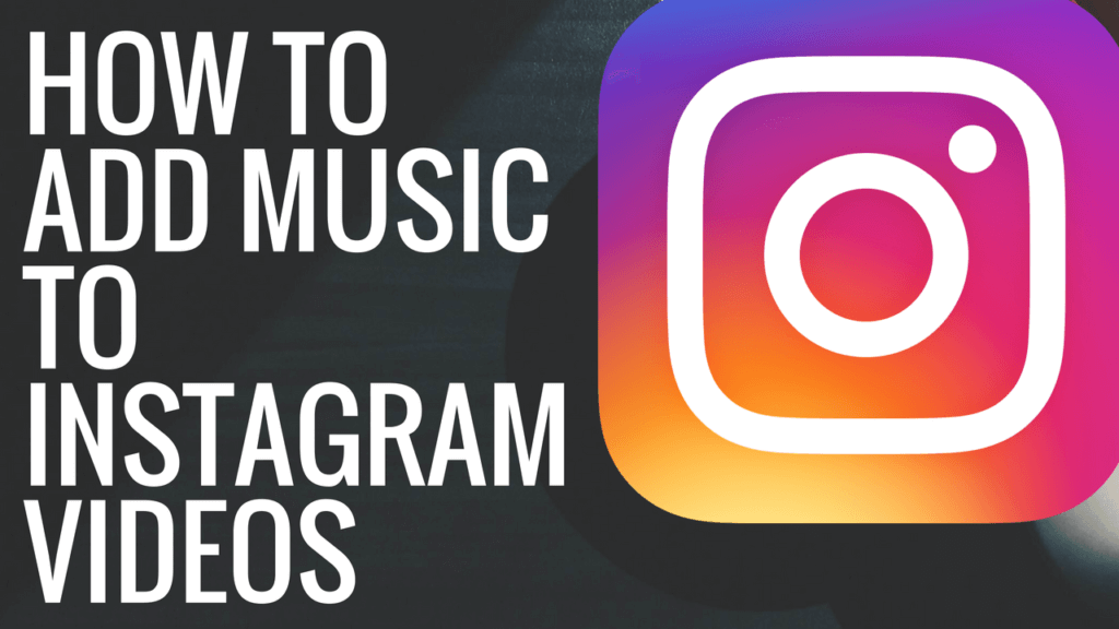 Image result for how to add music to instagram videos