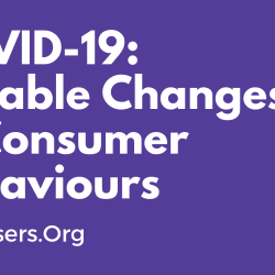 COVID-19: Notable Changes in Consumer Behaviours
